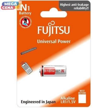 FUJITSU Bateria alkaliczna LR1 N, 1.5V, 1szt, blister