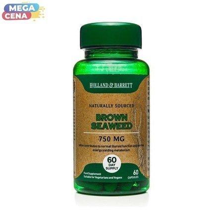 Brunatnica 750 mg 60 Kapsułek