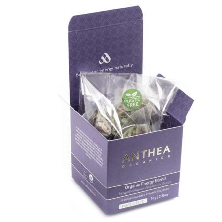 Organic Energy Blend plastic free tea bags