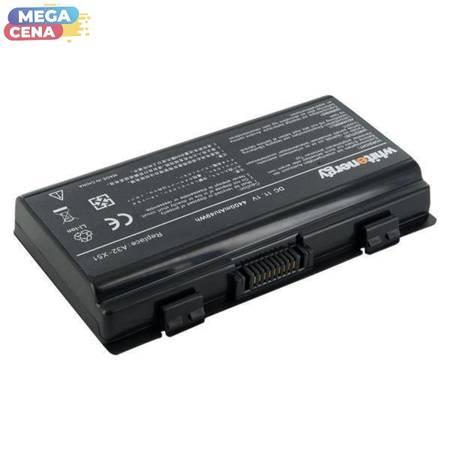 Whitenergy Bateria A32-X51 do laptopa Asus X51H X51L X51RL X58Le 10.8-11.1V 4400mAh czarna