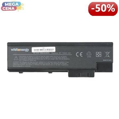 Whitenergy Bateria Acer Aspire 1680 14,4V 4400mAh czarna