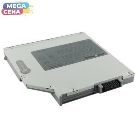 Whitenergy Bateria Dell MediaBay Latitude D500 11,1V 4400mAh srebrna