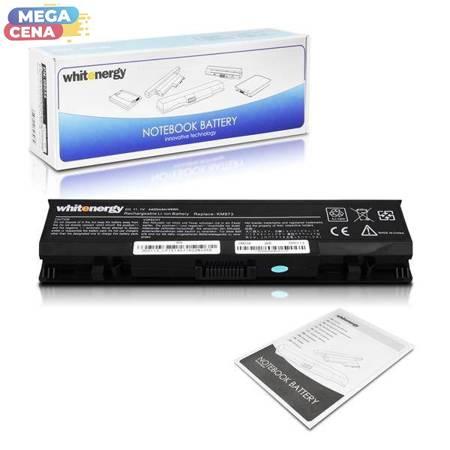 Whitenergy Bateria Dell Studio 17 11,1V 4400mAh czarna