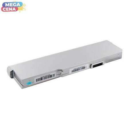 Whitenergy Bateria Lenovo 3000 N100 10,8V 7800mAh srebrna
