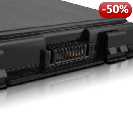 Whitenergy Bateria do laptopa Asus K50IJ 10.8-11.1V 5200mAh czarna