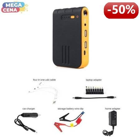 Whitenergy Power Bank Jump Starter 8800mAh Li-Poli