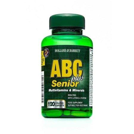 Zestaw Suplementów 2+1 (Gratis) ABC Plus Senior 120 Kapletek