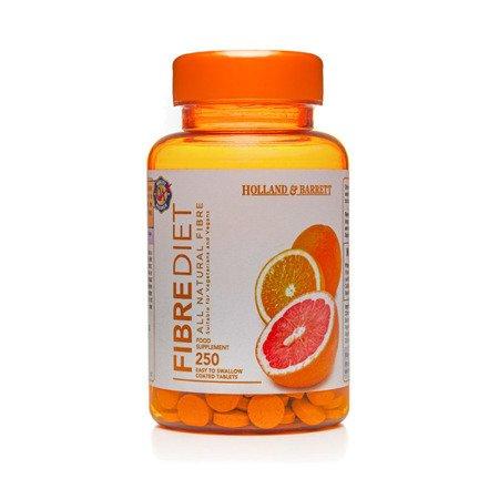 Zestaw Suplementów 2+1 (Gratis) Błonnik Pokarmowy 440 mg 250 Tabletek