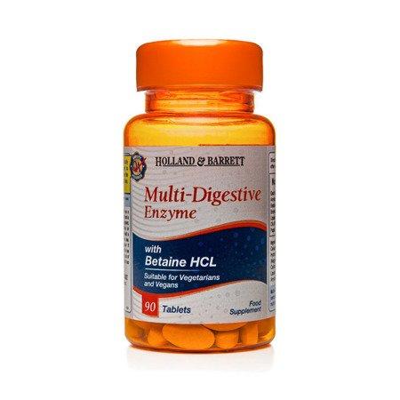 Zestaw Suplementów 2+1 (Gratis) Holland & Barrett Enzym Multitrawienny 90 Tabletek