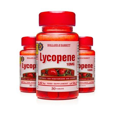 Zestaw Suplementów 2+1 (Gratis) Likopen 10 mg 50 Tabletek
