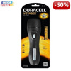 Duracell Latarka LED VOYAGER CL-10, gumowy uchwyt+ 2x D