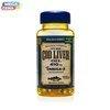 Olej z Wątroby Dorsza 410 mg dla Pescowegetarian 100 Kapsułek Żelowych