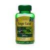 Zestaw Suplementów 2+1 (Gratis) Liść Szałwii 285 mg Produkt Wegański 100 Kapsułek